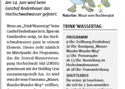 Presseartikel WWW-Weg BIG